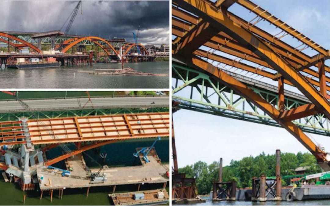 Major Span National Award – Sellwood Bridge