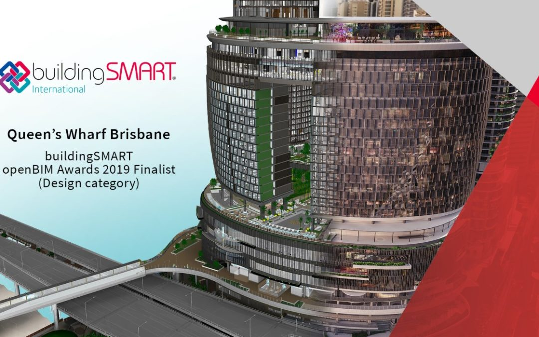 Project Finalist in the bSI openBIM Awards 2019