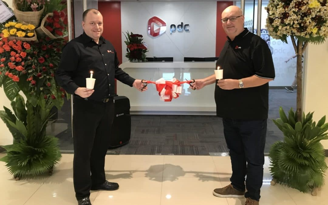 New Asia Pacific Office Blessing and Ribbon Cutting Ceremony