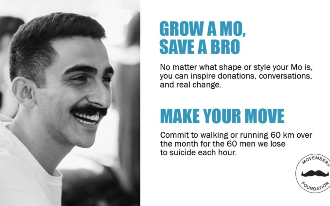 Mo Bros Help Save Men From Dying Too Young
