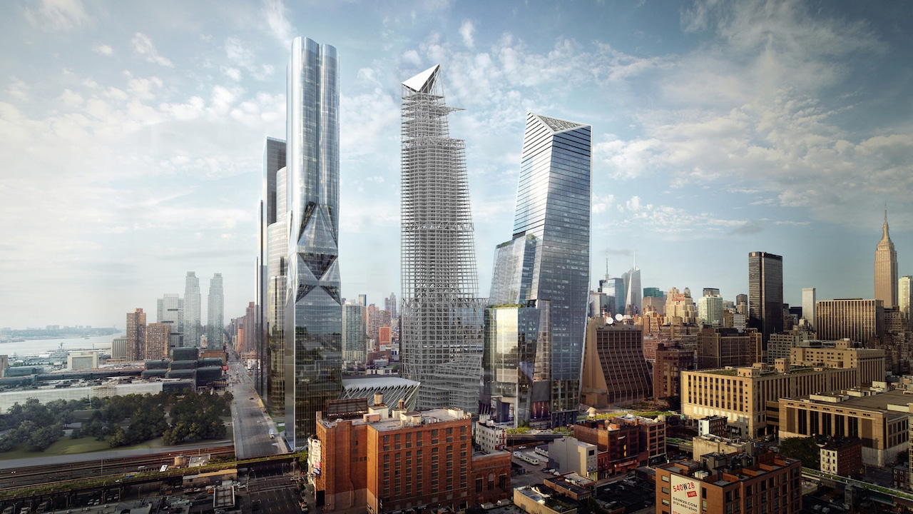 Hudson Yards - Tower A