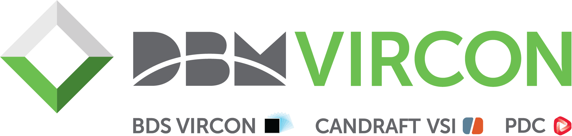 Rebrand - PDC Group BDS Vircon CandraftVSI to be known as DBM Vircon