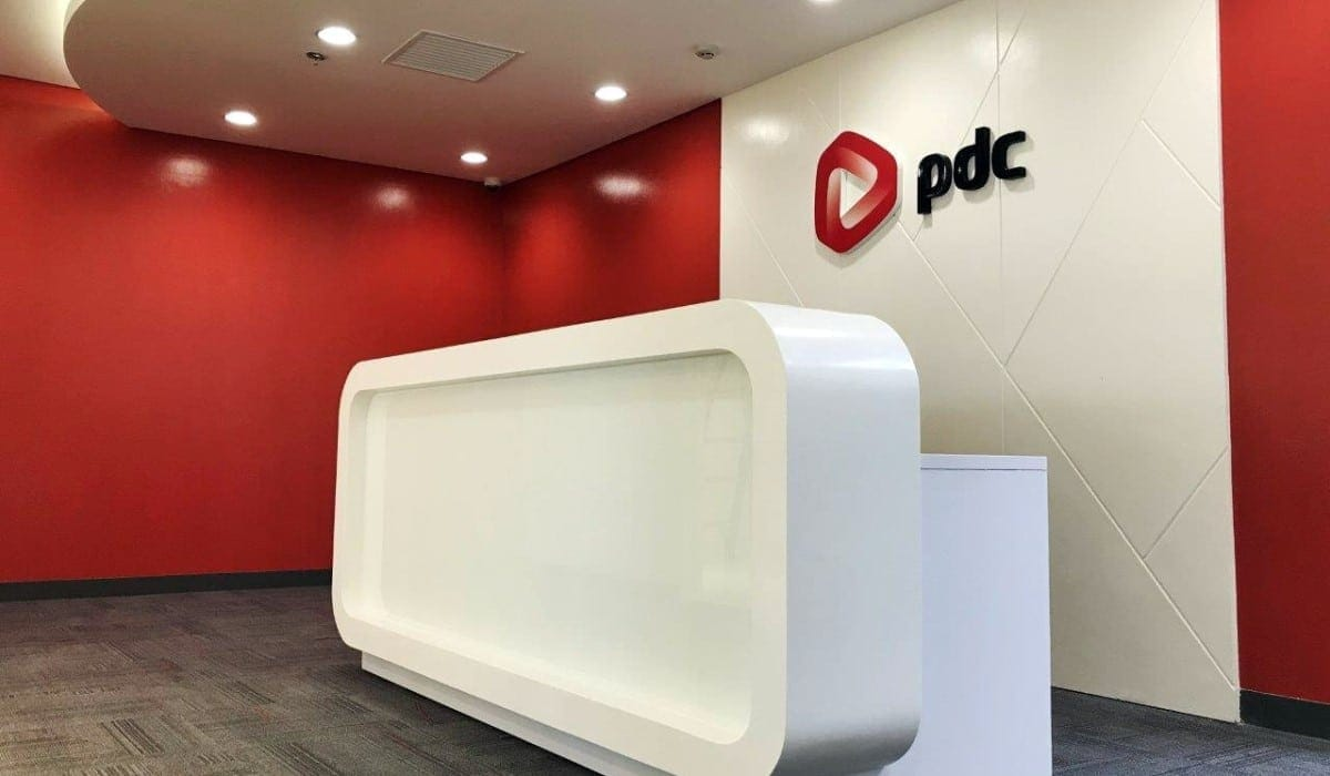 Christmas Came Early for PDC Manila Staff
