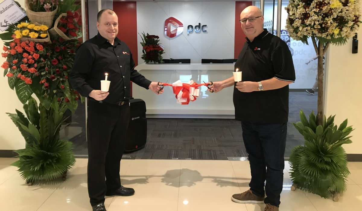 PDC Asia Pacific New Office Blessing and Ribbon Cutting Ceremony