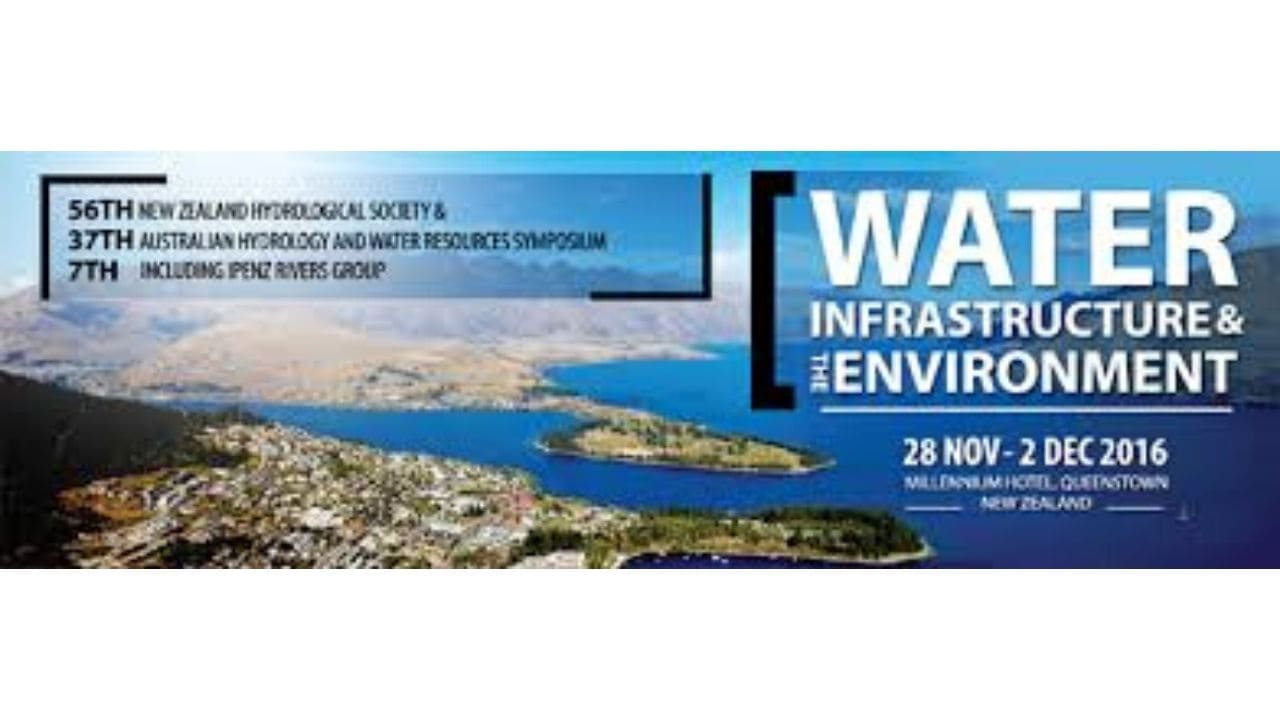 Water Infrastructure & The Environment Conference